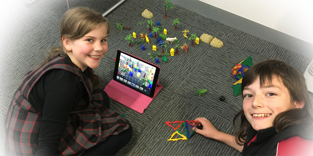 Tecnology Day - Kylie and Riley for newsletter-website